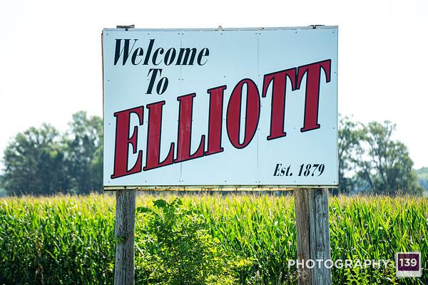 Elliott, Iwa