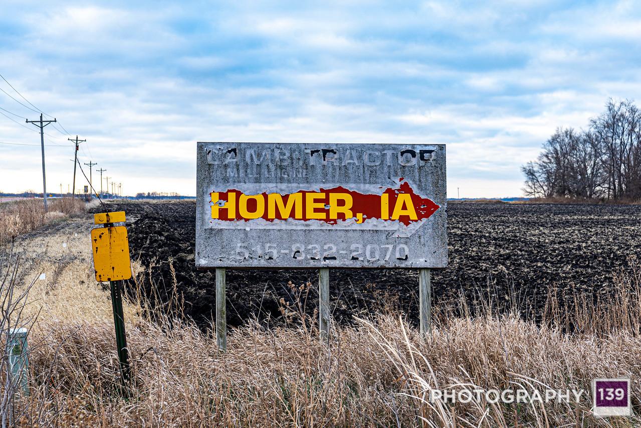 Homer, Iowa
