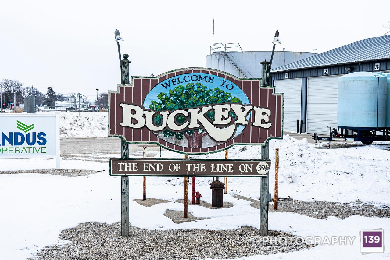 Buckeye, Iowa