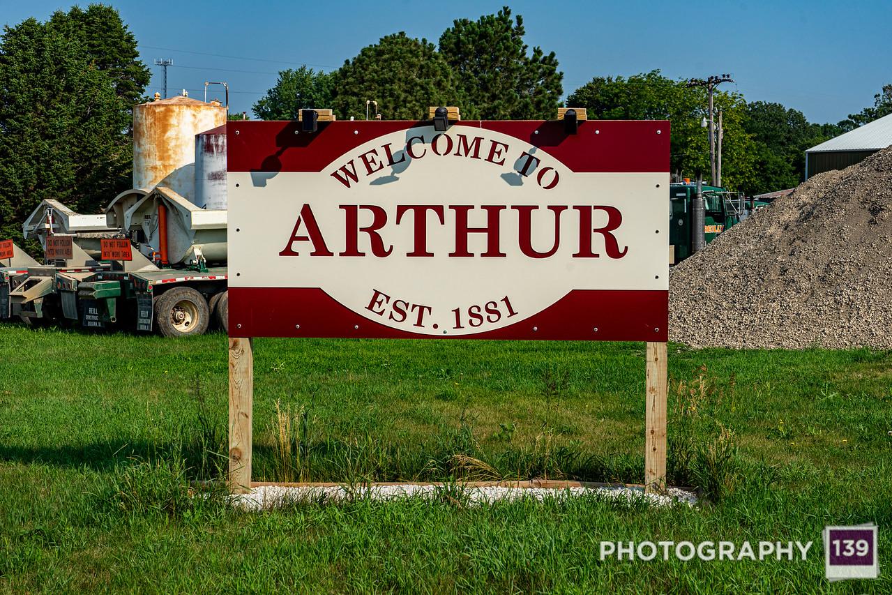 Arthur, Iowa