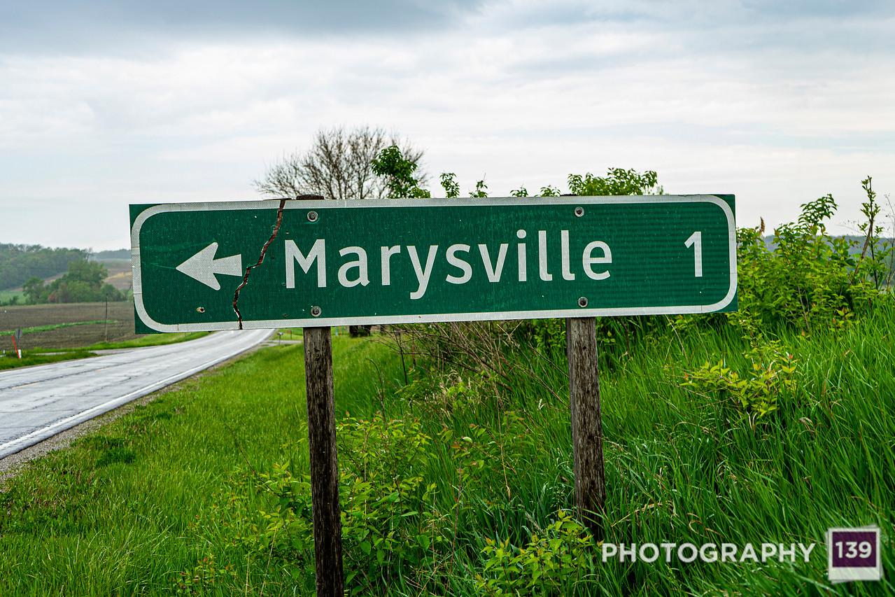 Marysville, Iowa`