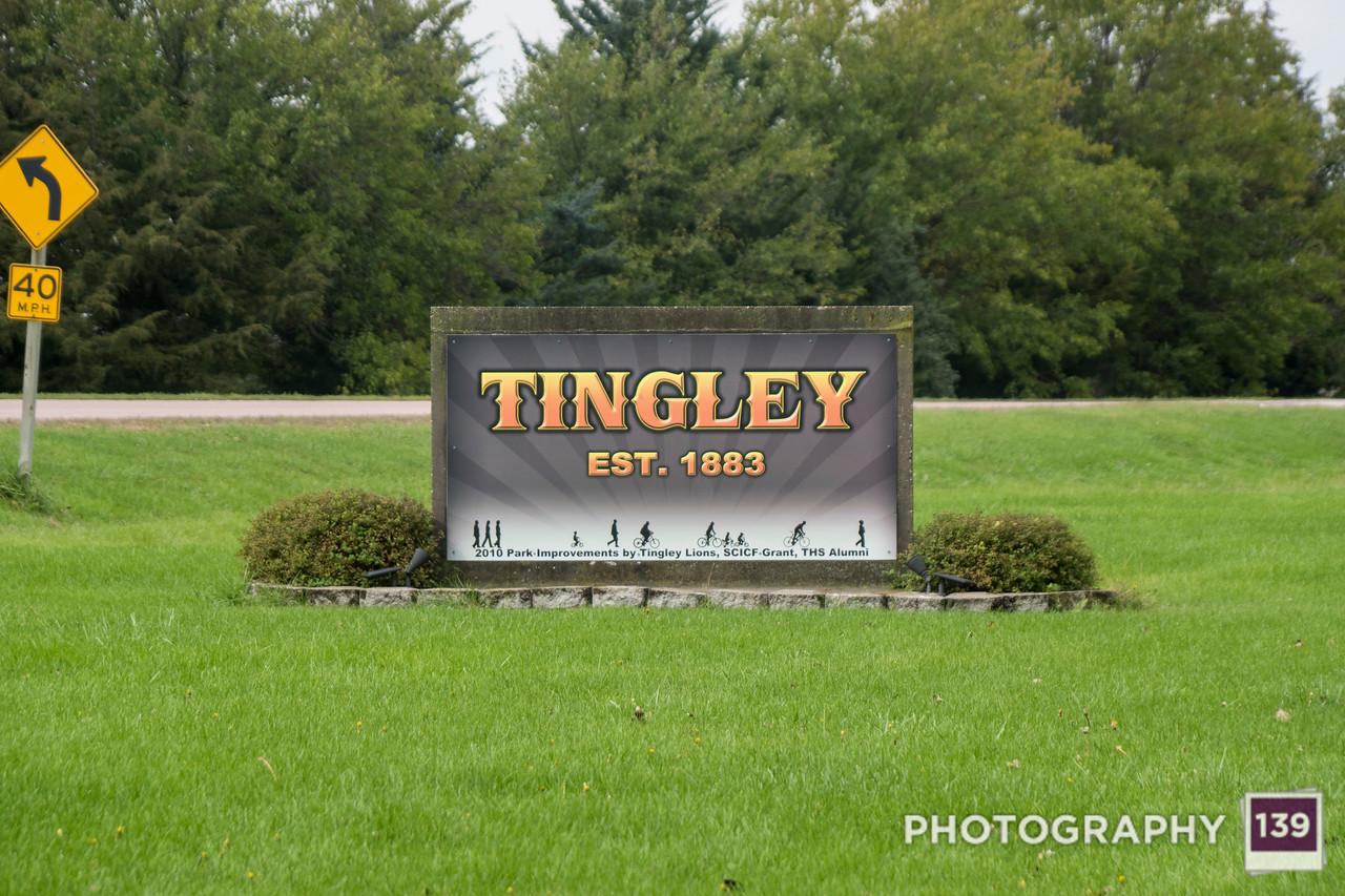 Tingley, Iowa