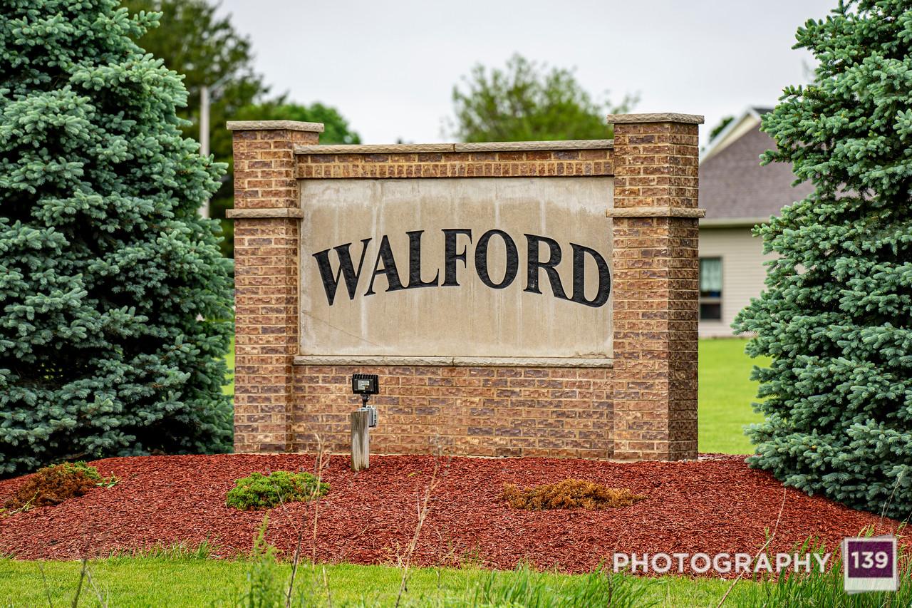 Walford, Iowa