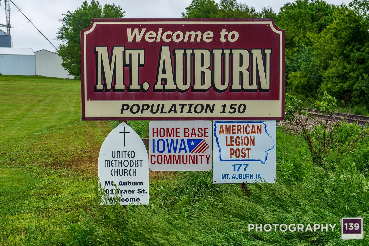 Mount Auburn, Iowa