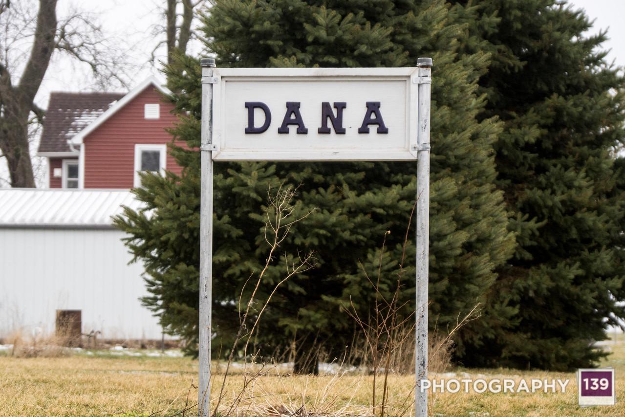 Dana, Iowa