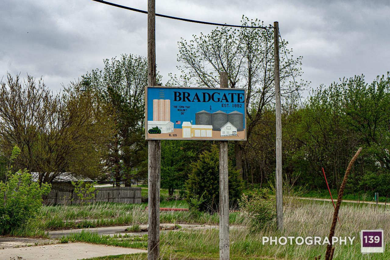 Bradgate, iowa