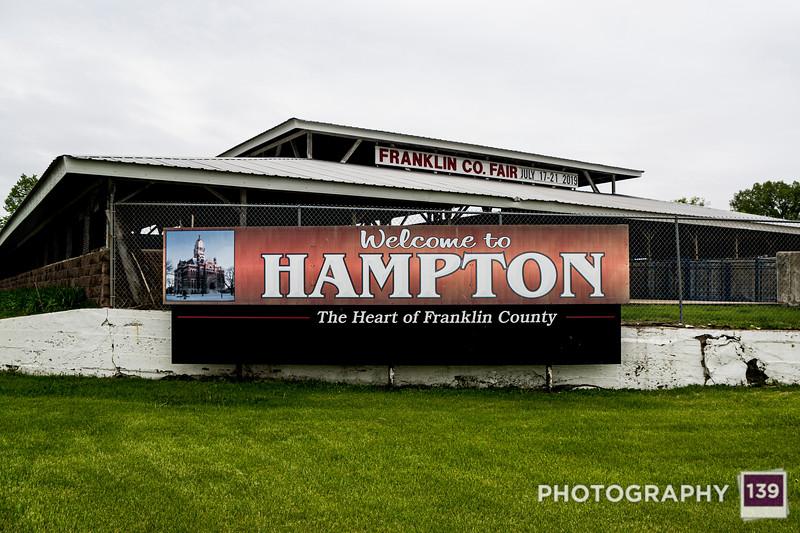 Hampton, Iowa