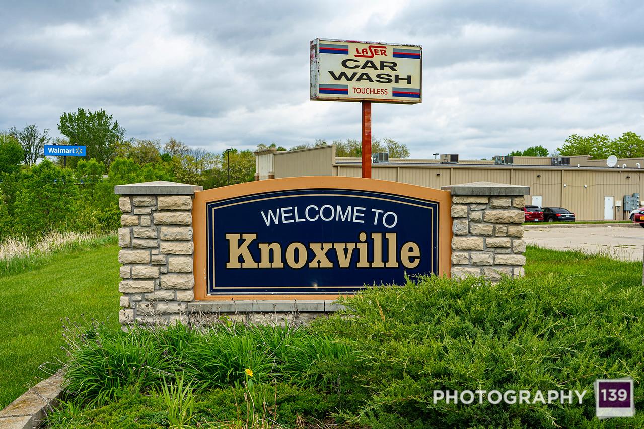 Knoxville, Iowa