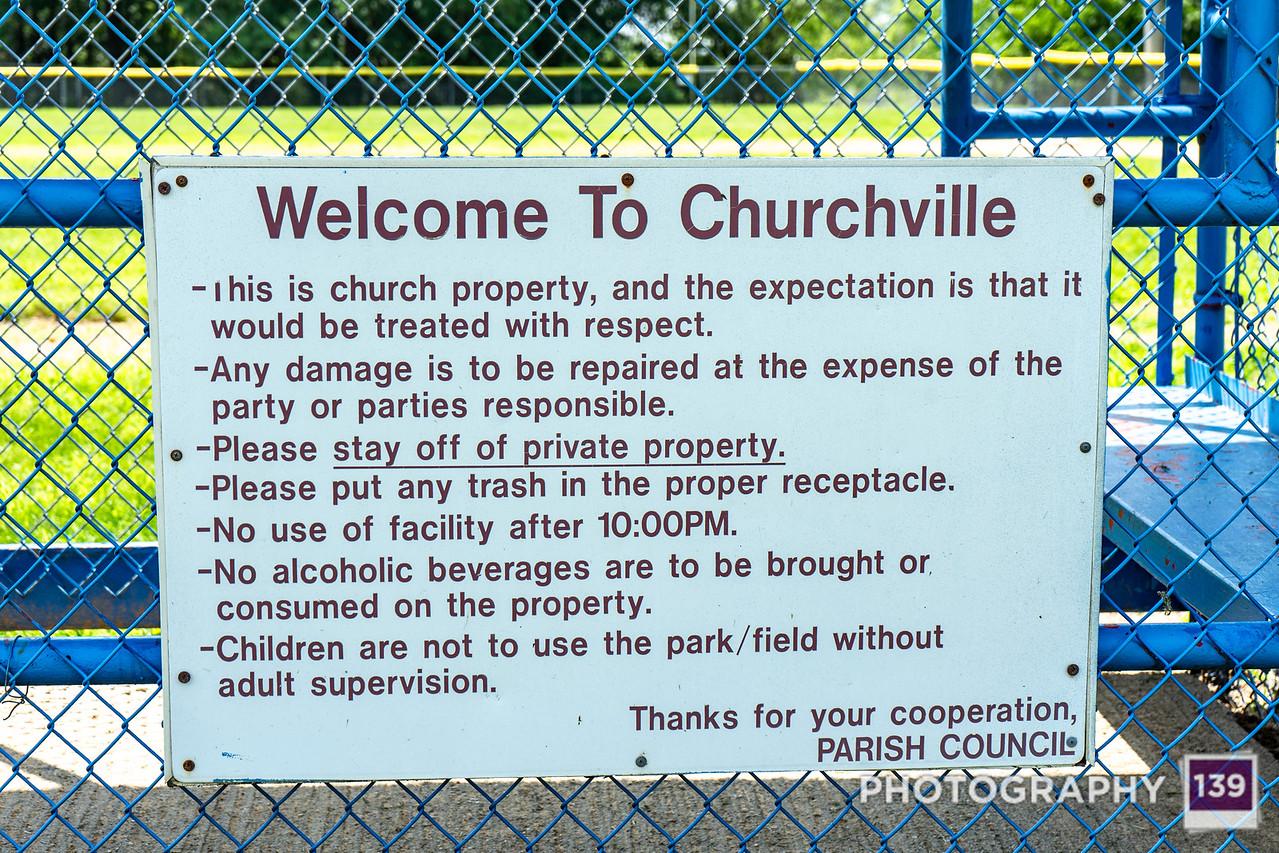 Churchville, Iowa