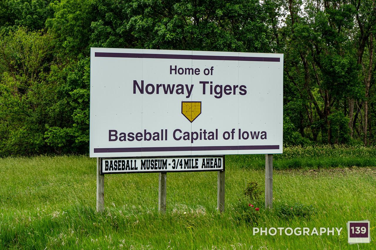 Norway, Iowa