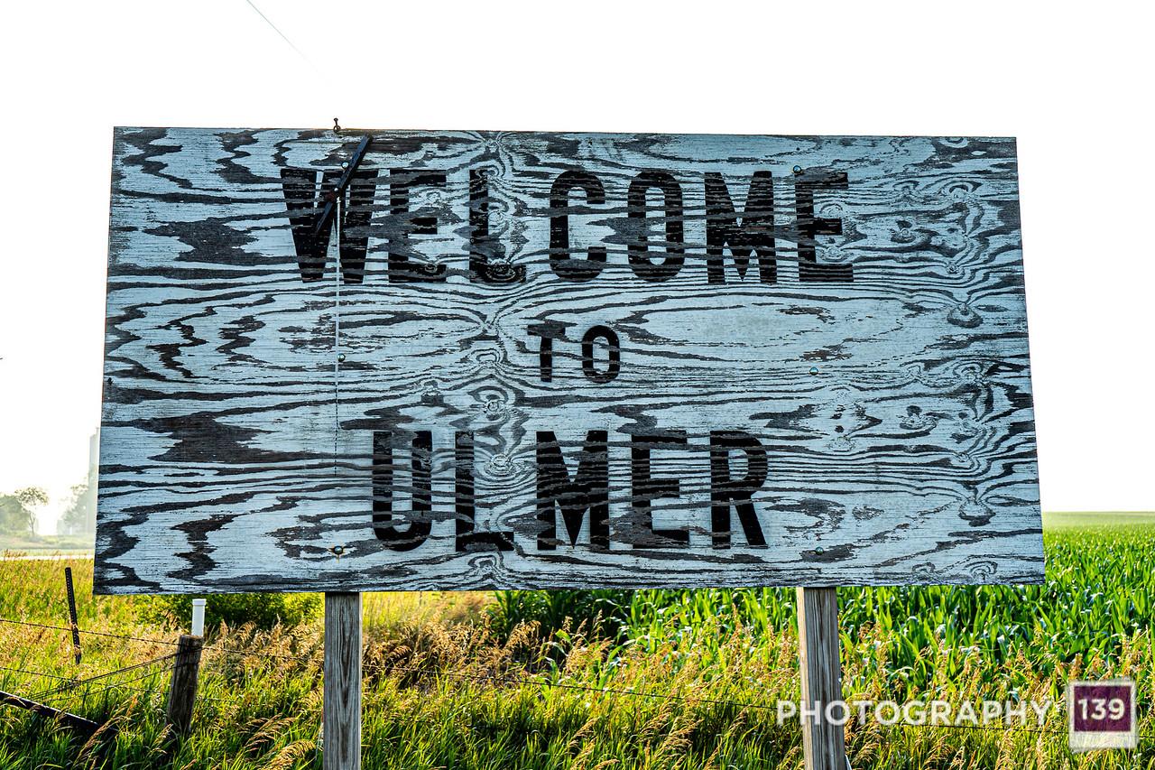 Ulmer, Iowa - Unincorporated