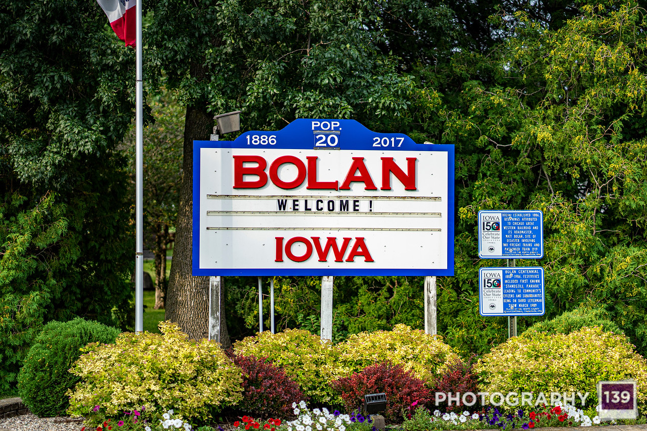 Bolan, Iowa (Unincorporated)
