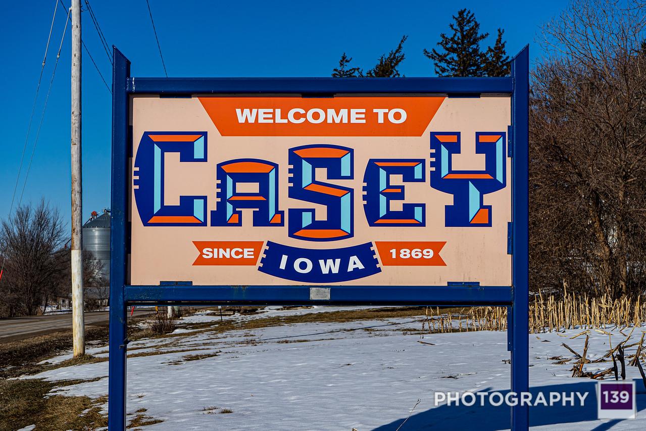 Casey, Iowa