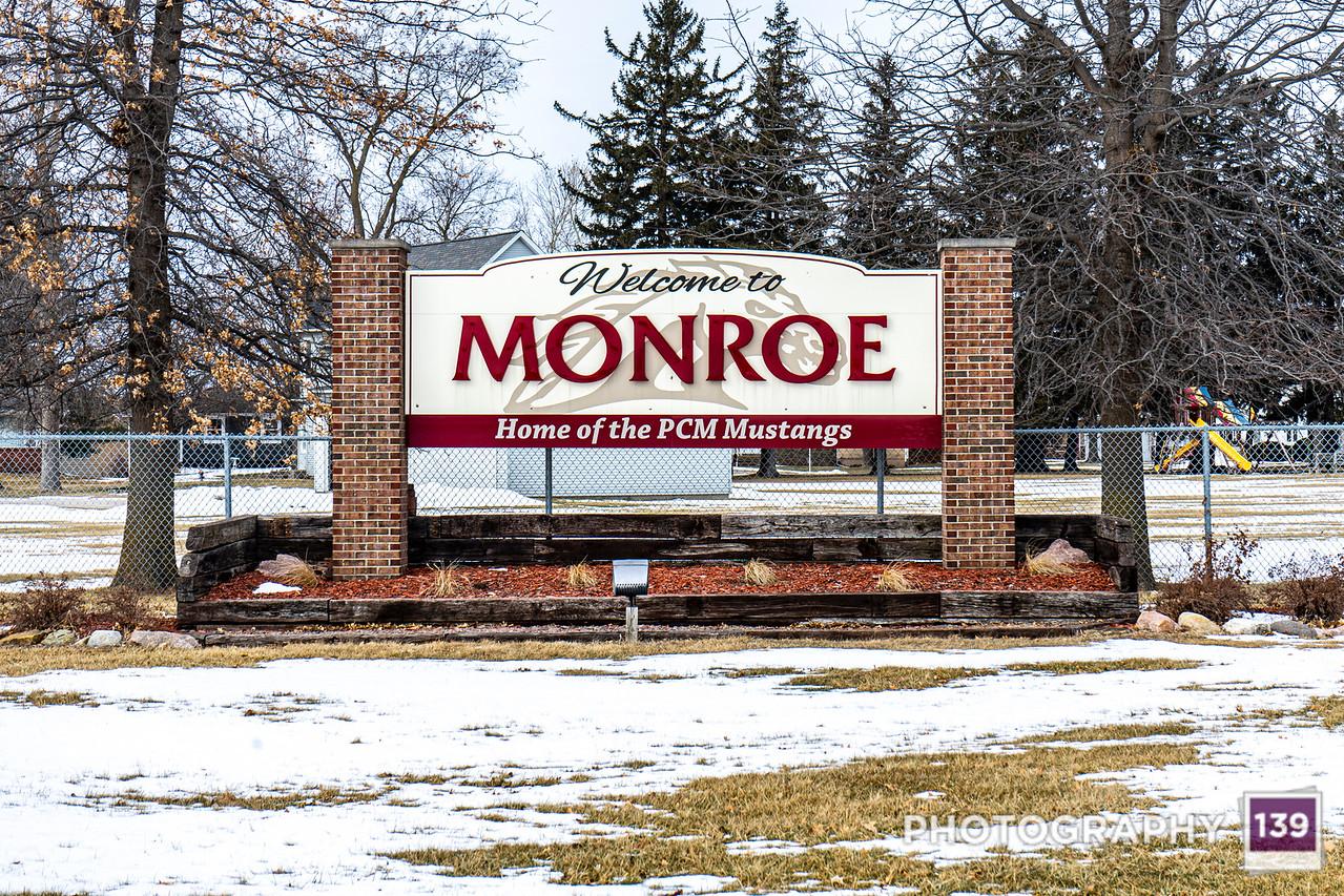 Monroe, Iowa