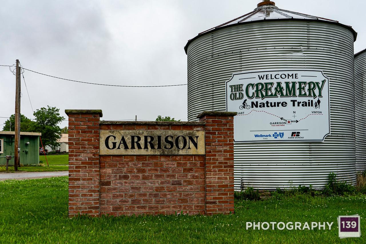 Garrison, Iowa