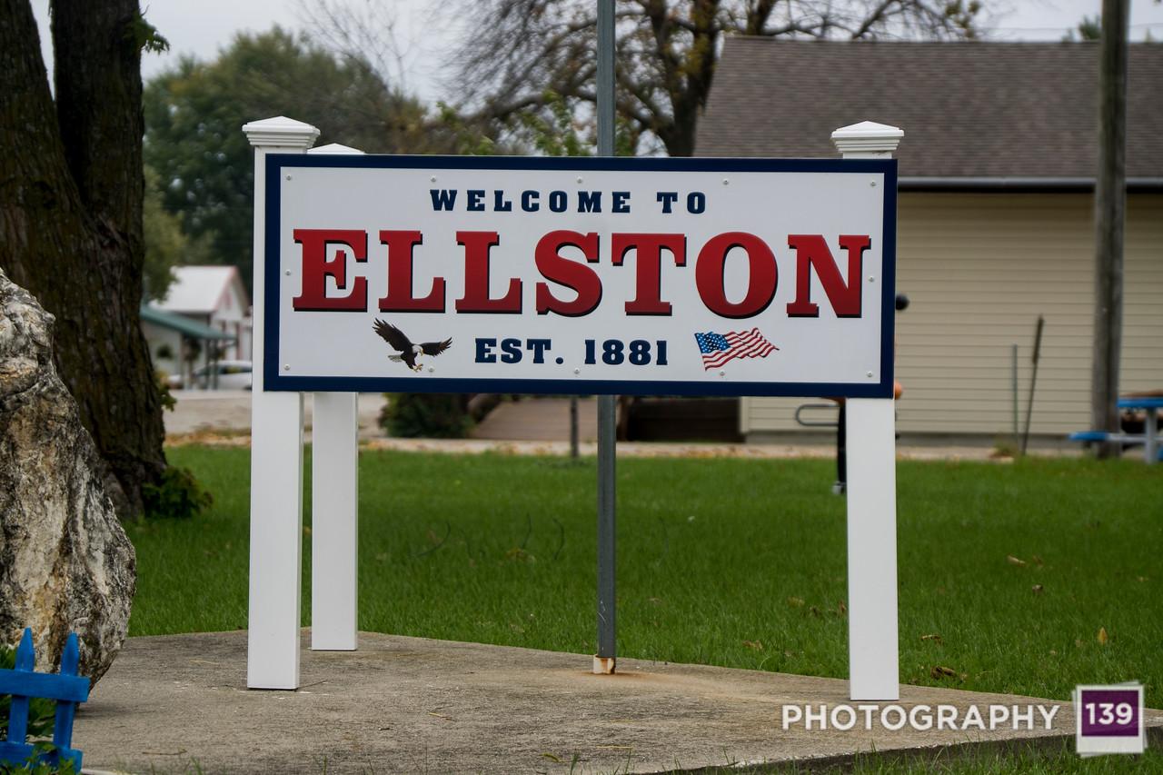 Ellston, Iowa