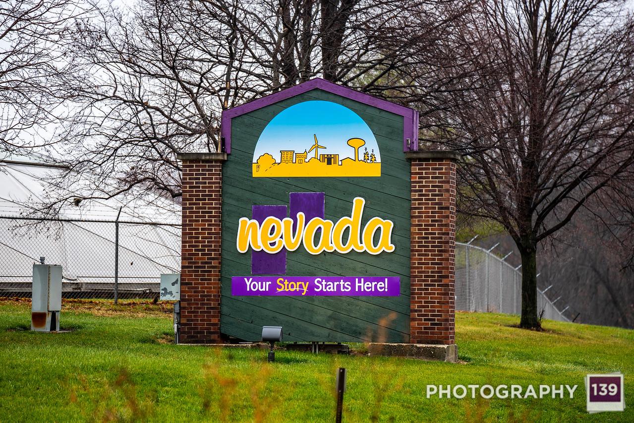 Nevada, Iowa