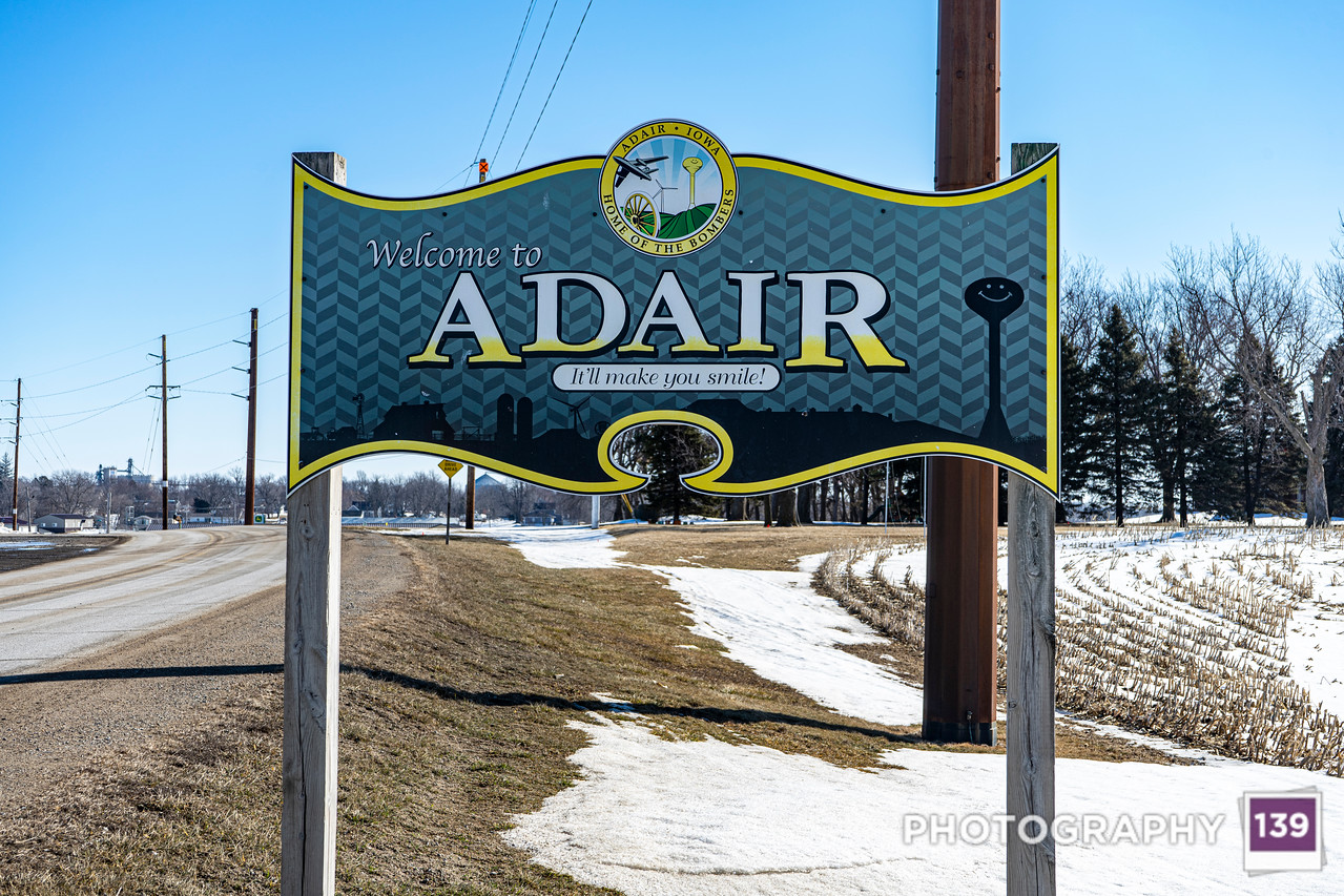 Adair, Iowa