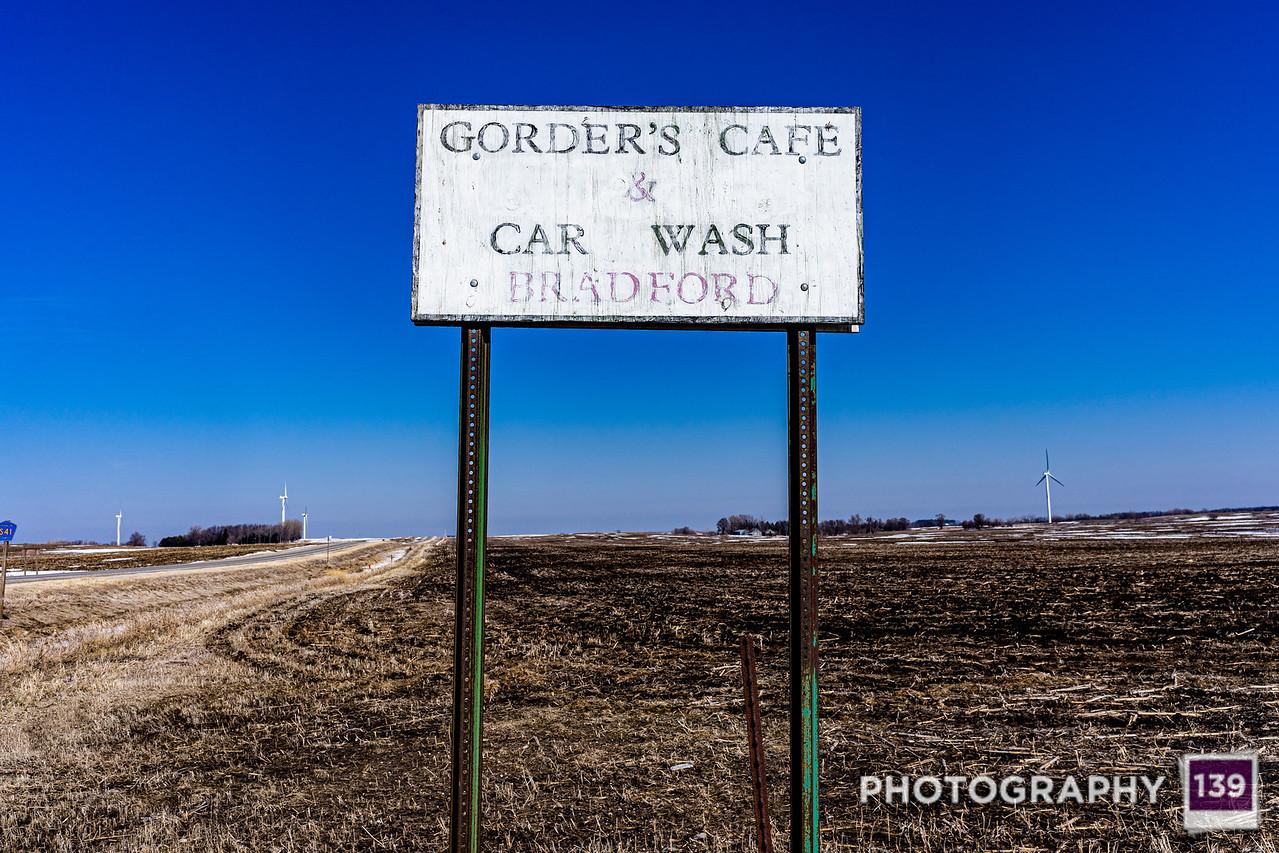 Bradford, Iowa (Census Designated Place)