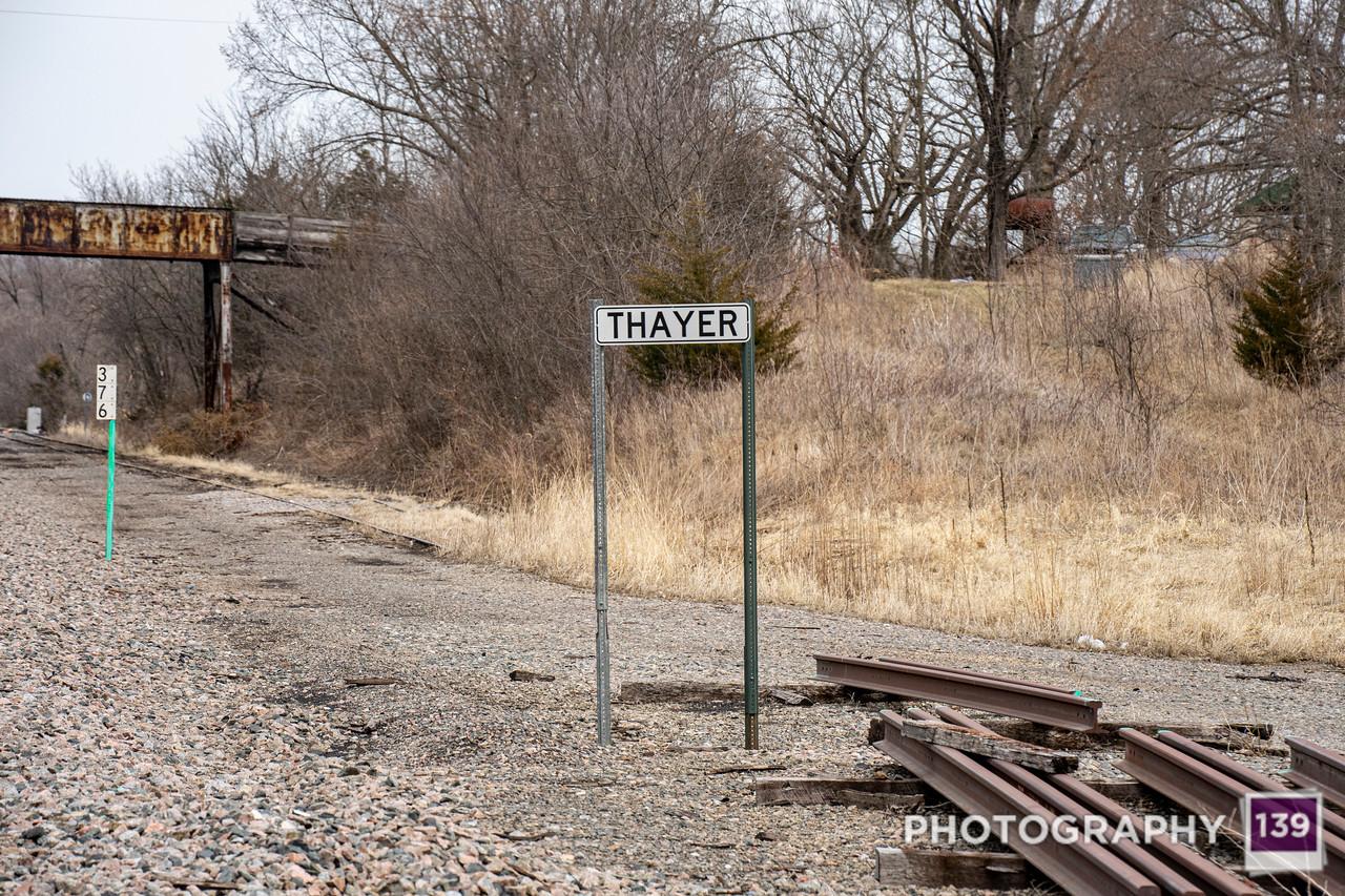 Thayer, Iowa