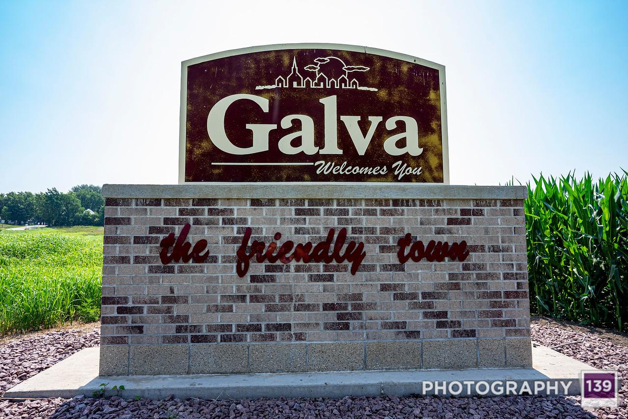 Galva, Iowa