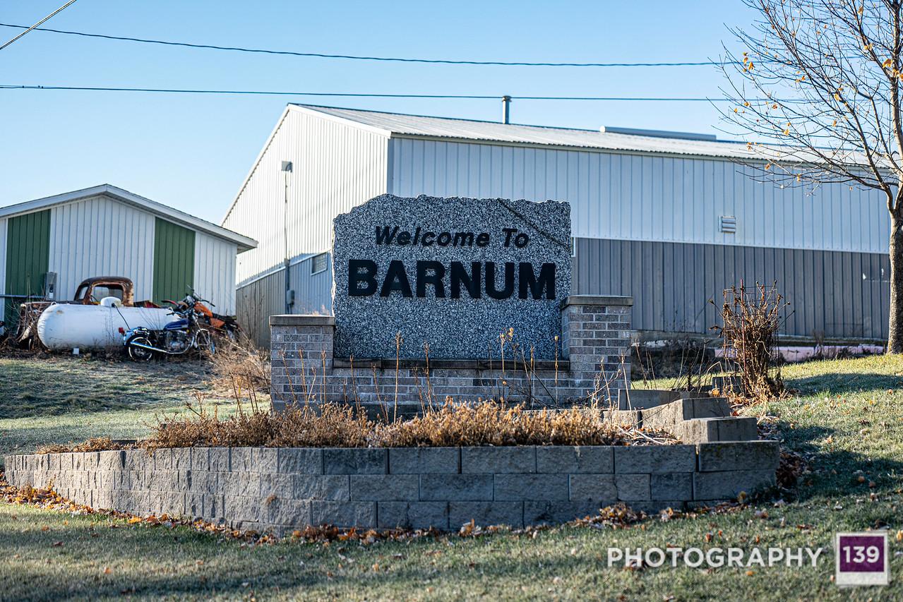 Barnum, Iowa
