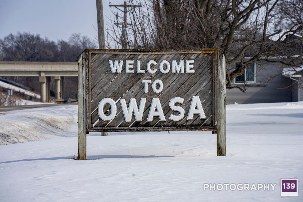 Owasa, Iowa