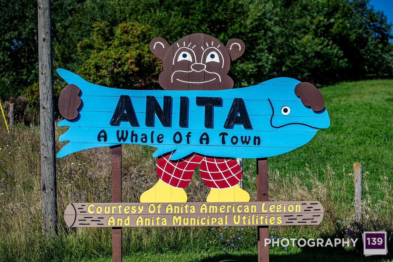 Anita, Iowa