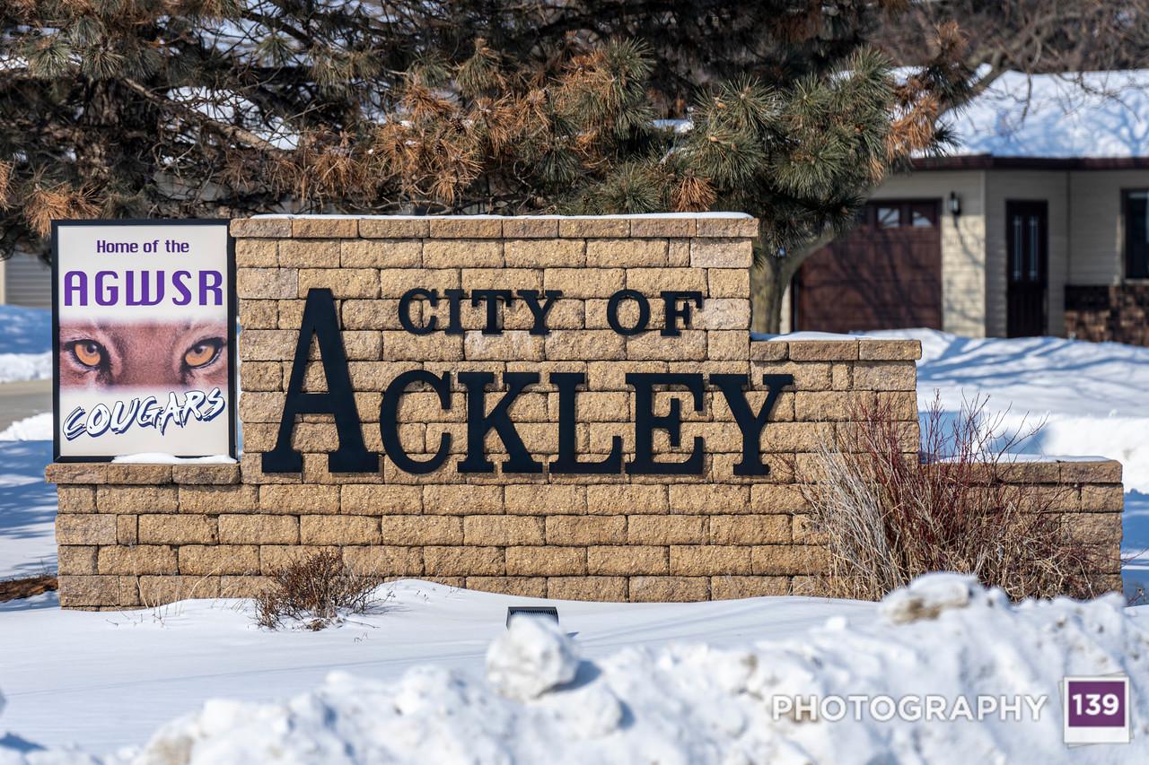 Ackley, Iowa