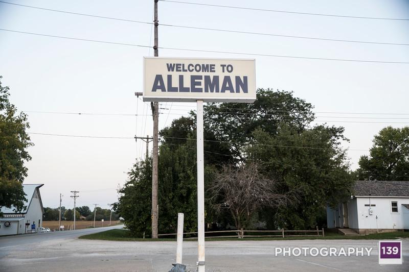 Alleman, Iowa