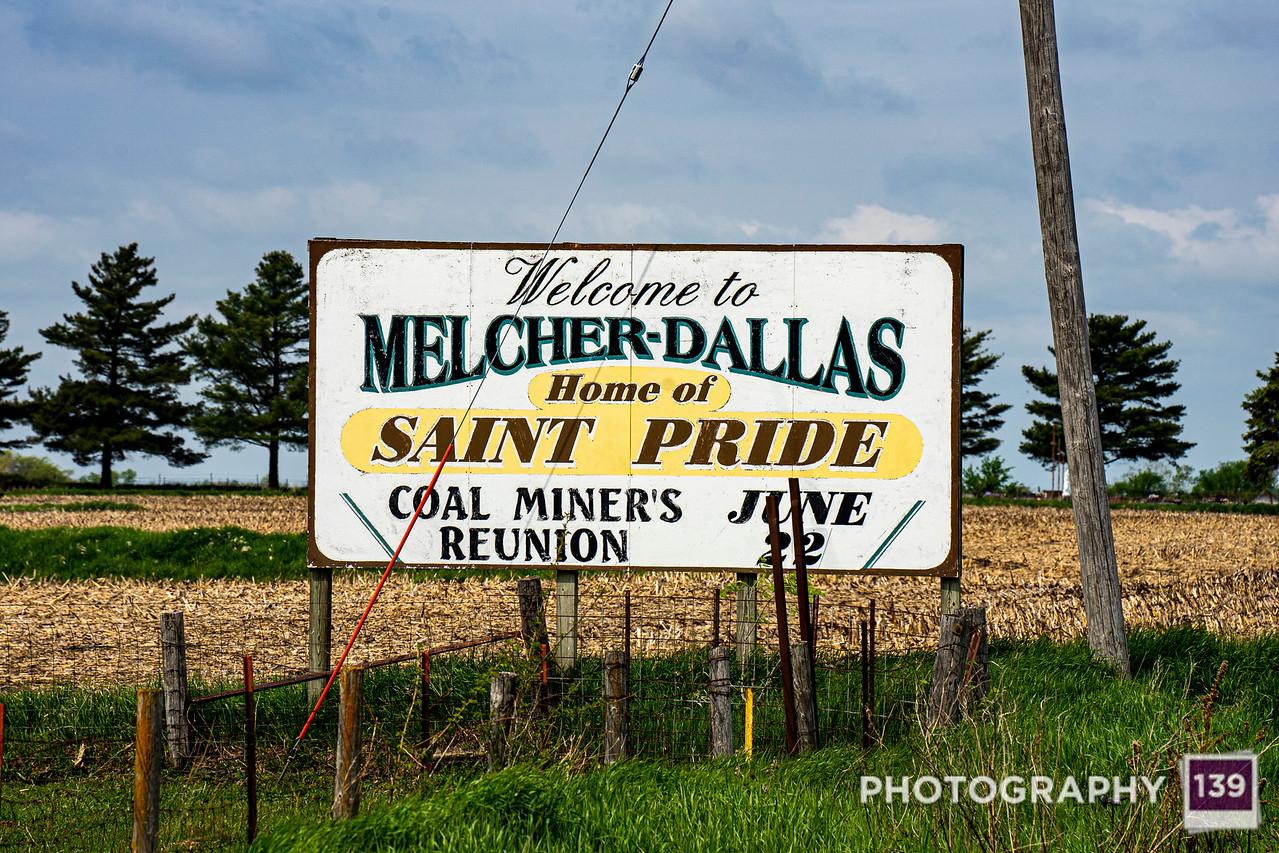 Melcher Dallas, Iowa