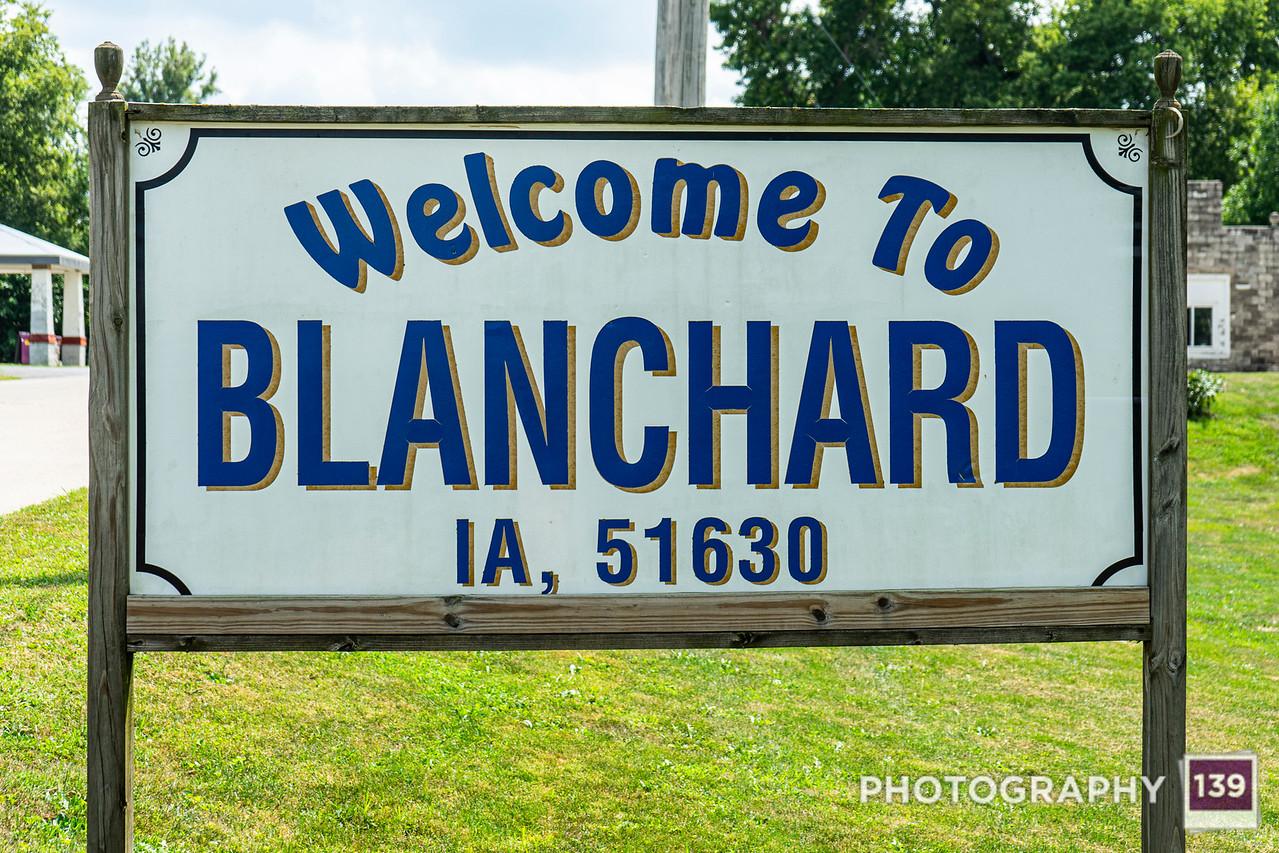 Blanchard, Iowa