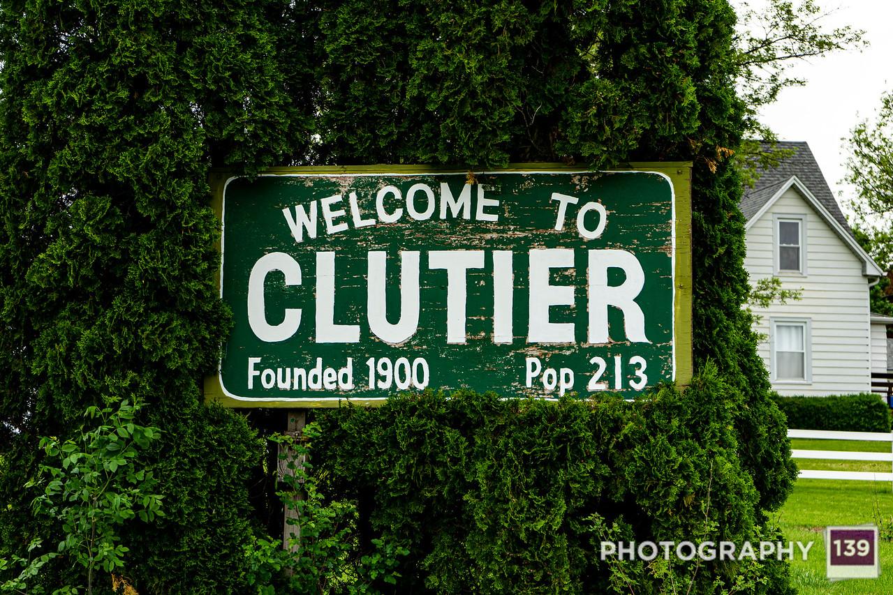Clutier, Iowa