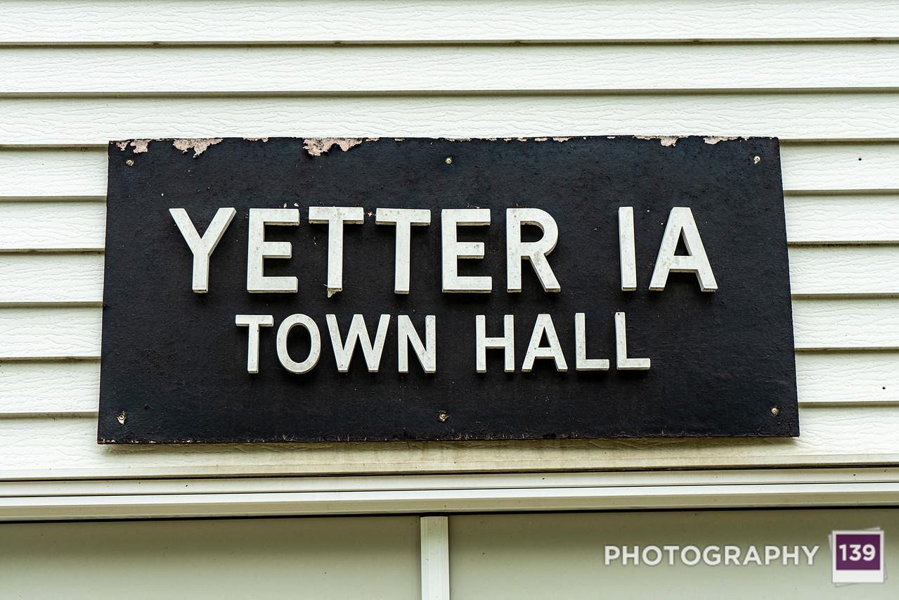Yetter, Iowa