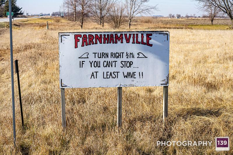 Farnhamville, Iowa #3 - East Side