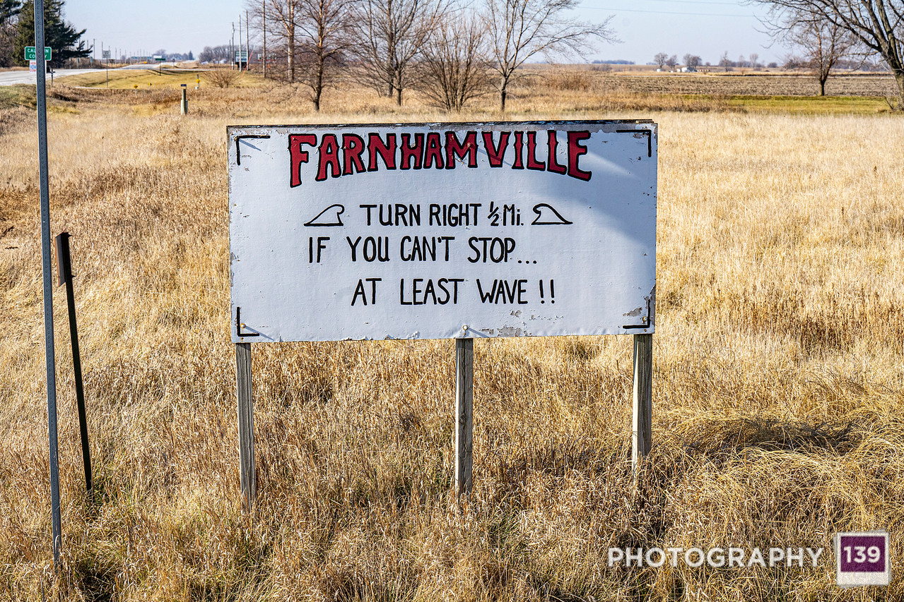 Farnhamville, Iowa #3 - East Side