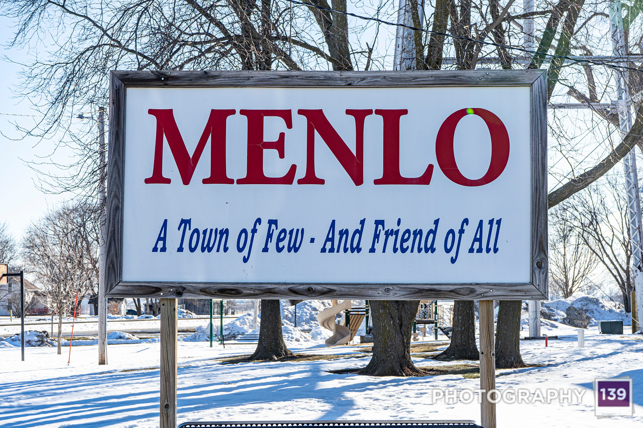 Menlo, Iowa