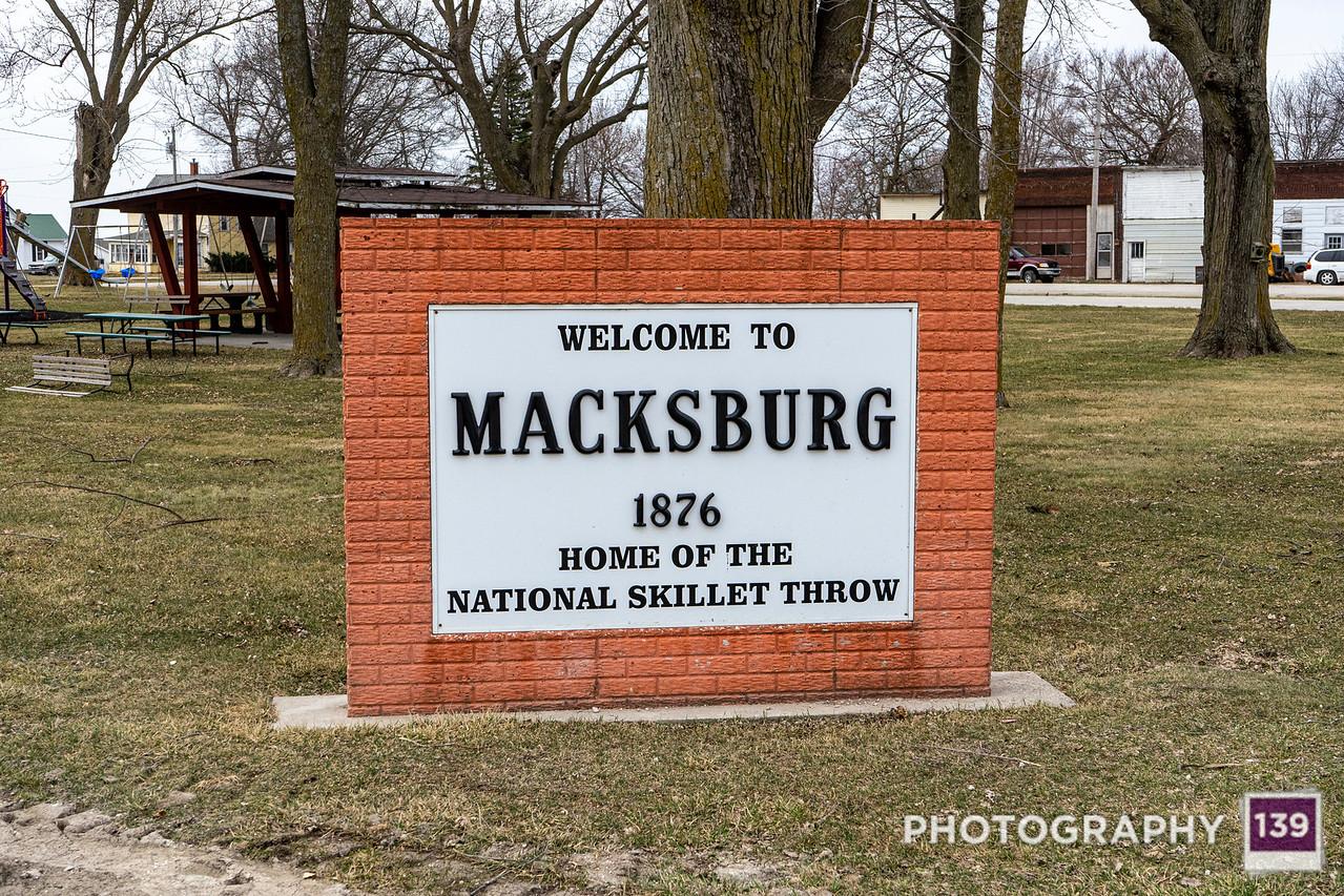 Macksburg, Iowa