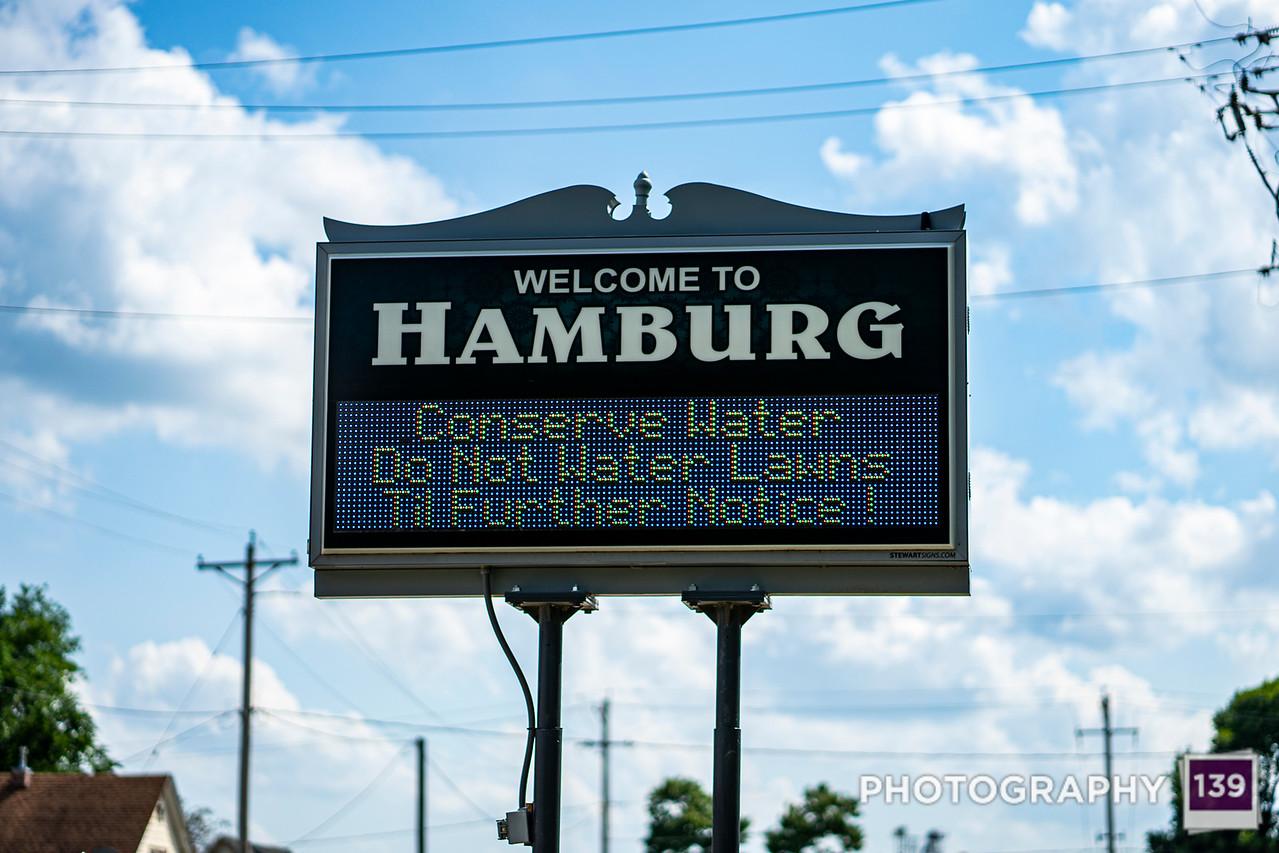 Hamburg, Iowa