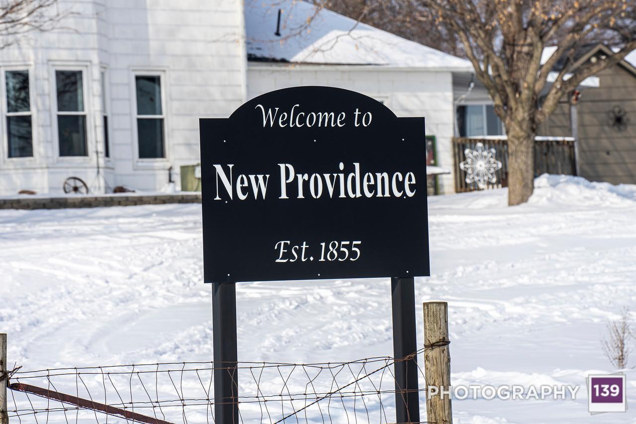 New Providence, Iowa
