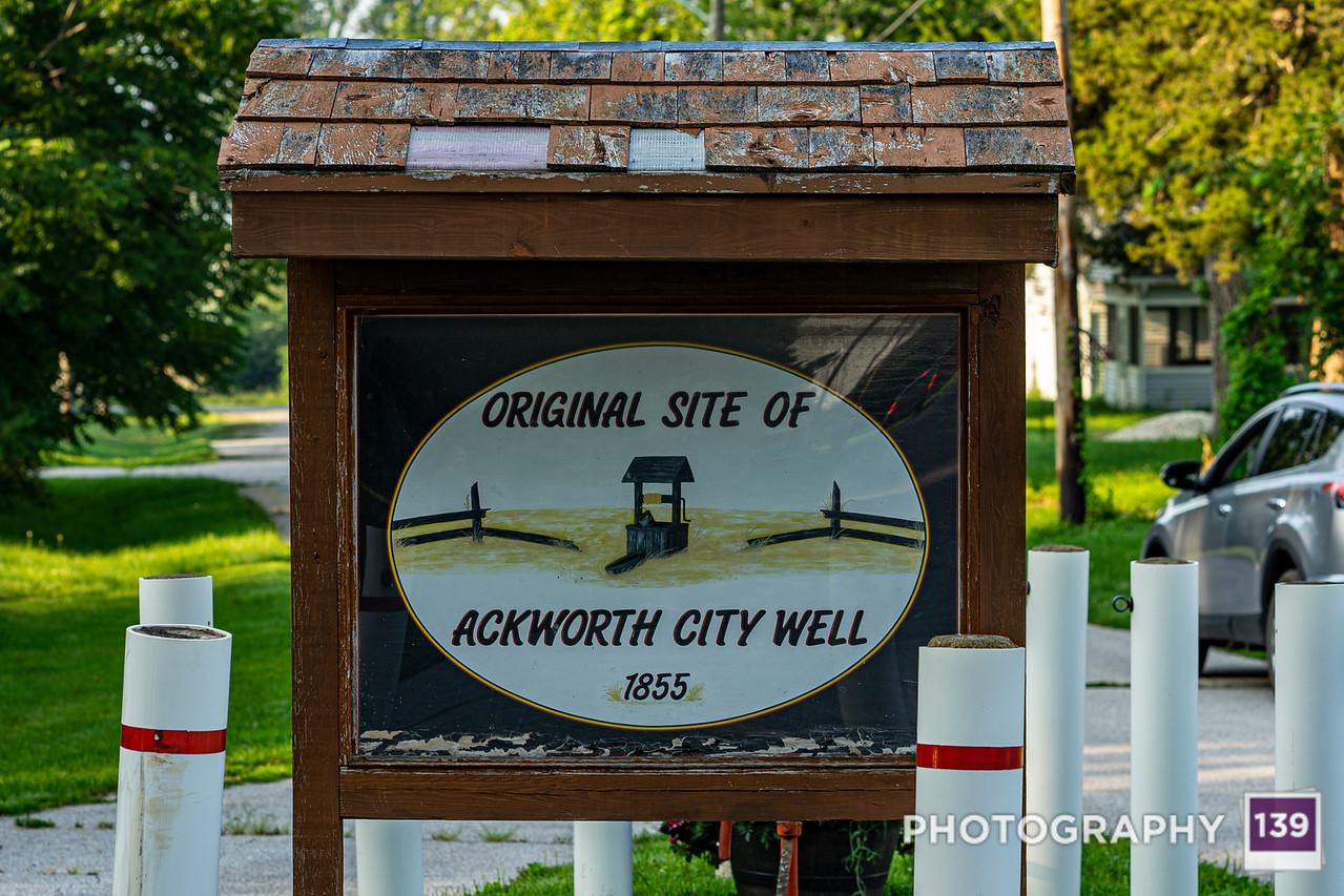 Ackworth, Iowa