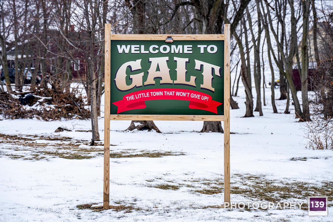 Galt, Iowa