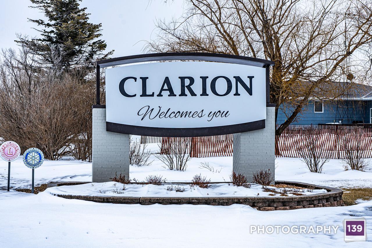 Clarion, Iowa