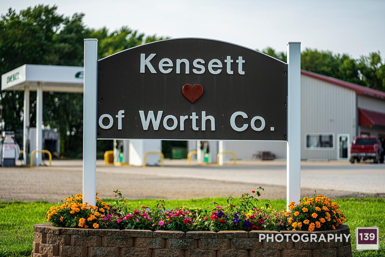 Kensett, Iowa