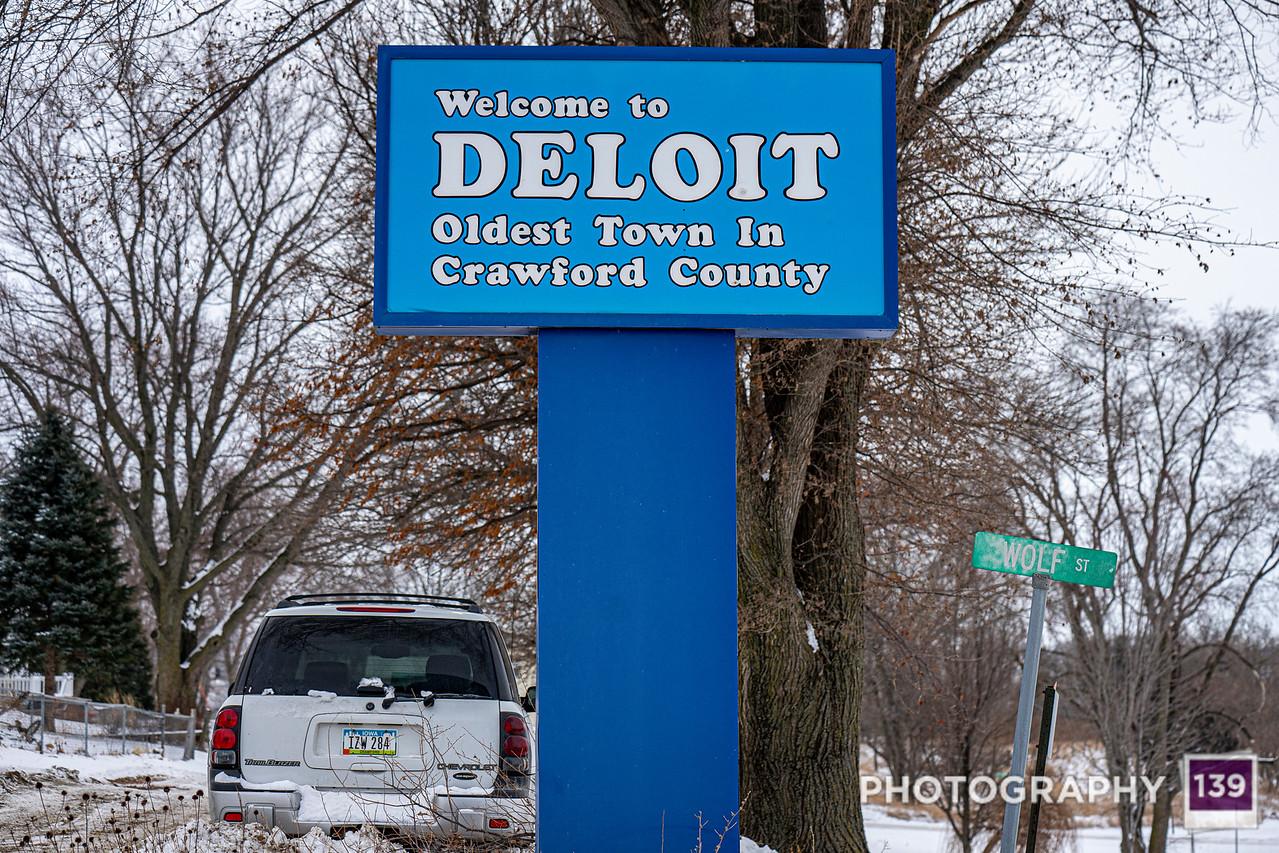 Deloit, Iowa