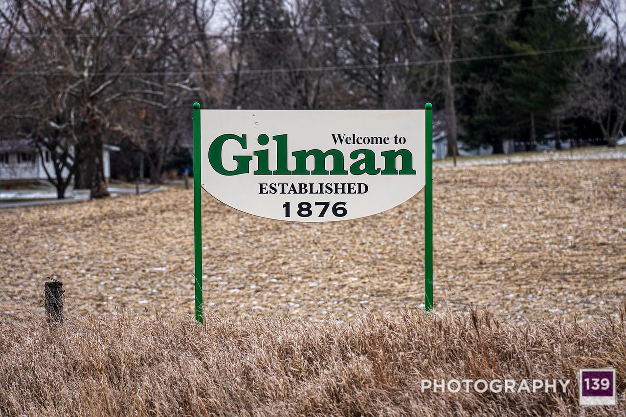 Gilman, Iowa