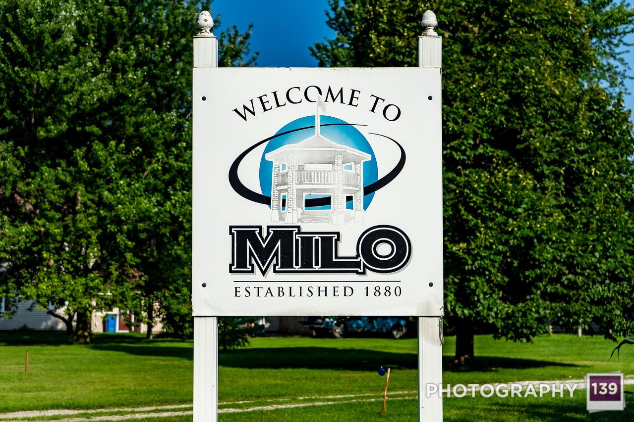 Milo, Iowa