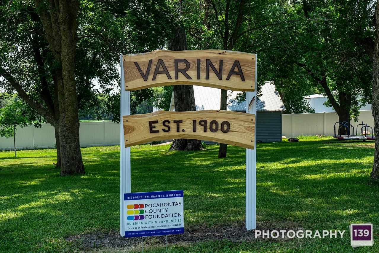 Varina, Iowa