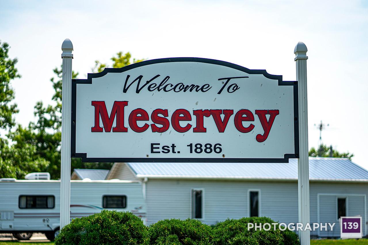 Meservey, Iowa