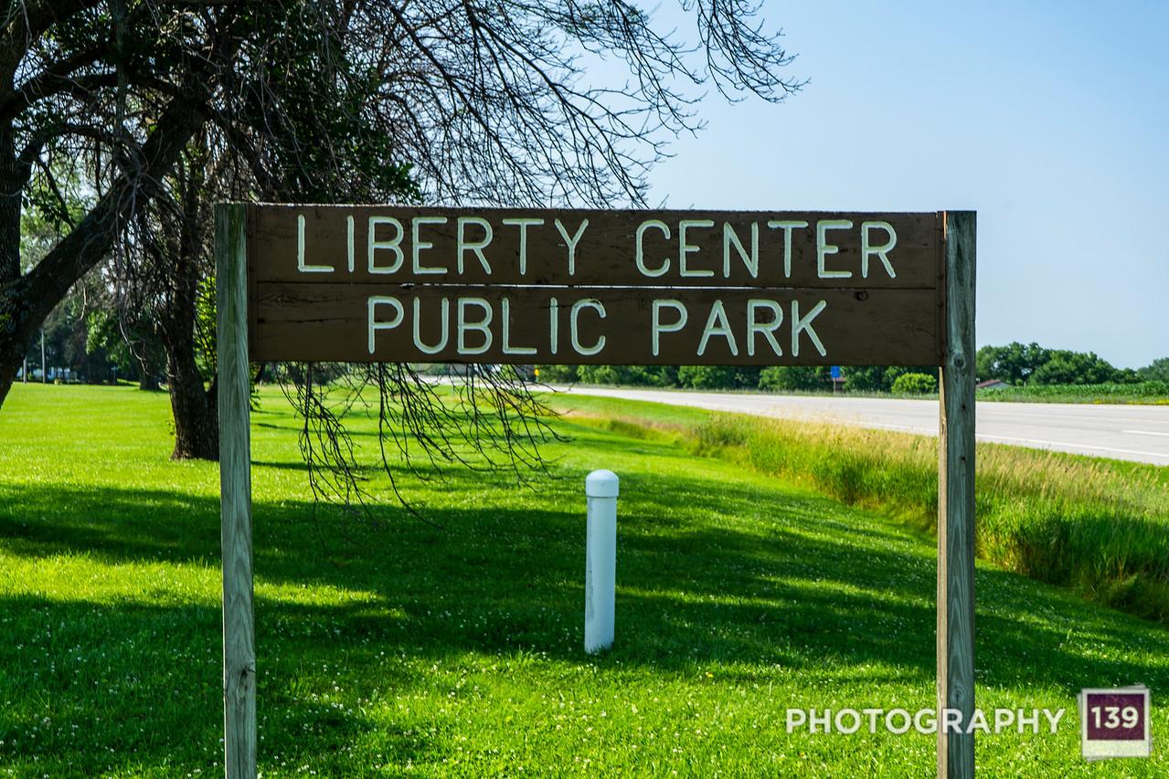 Liberty Center, Iowa